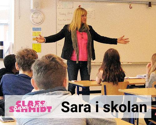 Sara i skolan