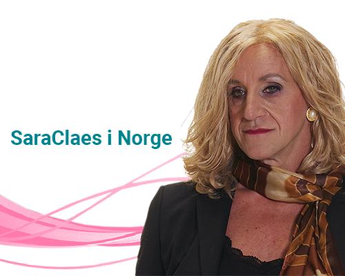SaraClaes i Norge 2012