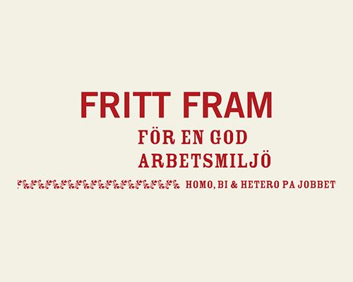 Claes intervjuar Sara i Fritt Fram-projektet