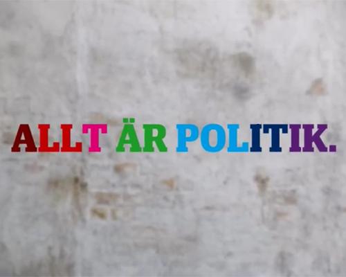 Sydsvenskan - Allt är Politik