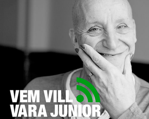 Podcasts.nu - Vem vill vara junior?