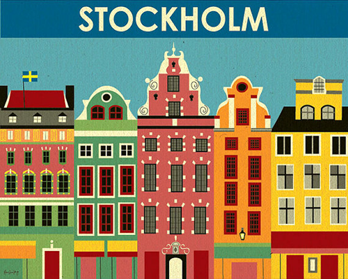 Sara och Stockholmarna - Några situationer under intervjuerna