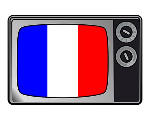SaraClaes i Fransk television
