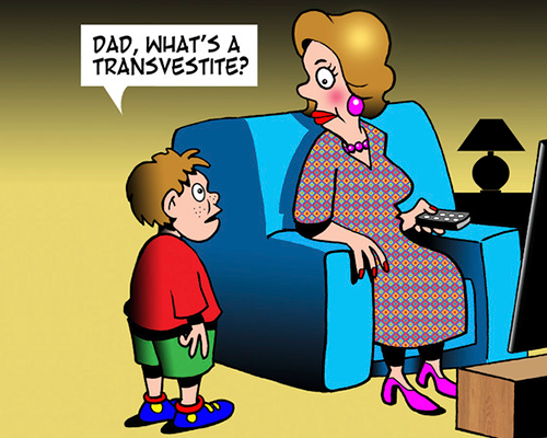 11 frågor om transvestiter och transvestism