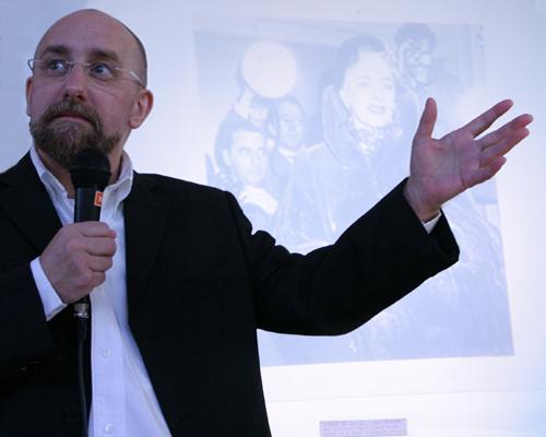 Transkonferensen i Båstad - Dr Stephen Whittle